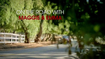 Toyota Camry TV Spot, 'USA Network: On the Road With Maggie and Emma' - Thumbnail 1