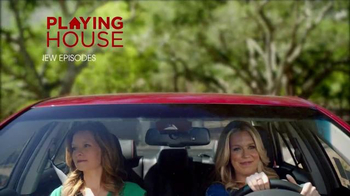 Toyota Camry TV Spot, 'USA Network: On the Road With Maggie and Emma' - Thumbnail 9