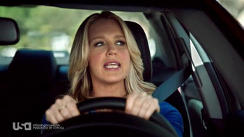 Toyota Camry TV Spot, 'USA Network: On the Road With Maggie and Emma' - Thumbnail 2