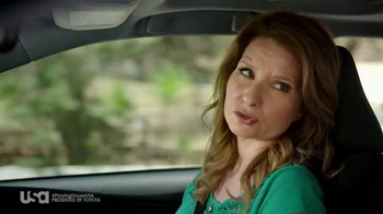 Toyota Camry TV Spot, 'USA Network: On the Road With Maggie and Emma' - Thumbnail 3