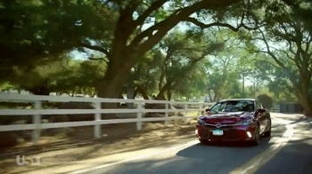 Toyota Camry TV Spot, 'USA Network: On the Road With Maggie and Emma' - Thumbnail 5