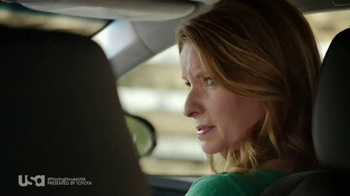 Toyota Camry TV Spot, 'USA Network: On the Road With Maggie and Emma' - Thumbnail 6