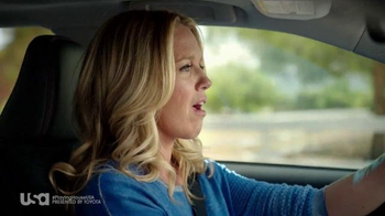 Toyota Camry TV Spot, 'USA Network: On the Road With Maggie and Emma' - Thumbnail 7
