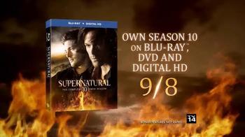 Supernatural: Season 10 Blu-ray TV Spot - Thumbnail 6