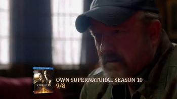 Supernatural: Season 10 Blu-ray TV Spot - Thumbnail 1