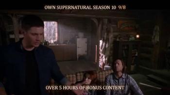 Supernatural: Season 10 Blu-ray TV Spot - Thumbnail 3