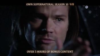 Supernatural: Season 10 Blu-ray TV Spot - Thumbnail 4