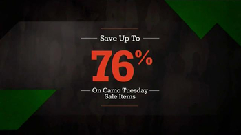 MidwayUSA Camo Tuesday Sale TV Spot,'Outdoor Channel: Teaming Up' - Thumbnail 5