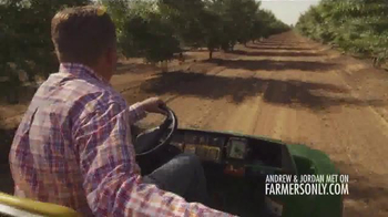 FarmersOnly.com TV Spot, 'Andrew and Jordan' - Thumbnail 2
