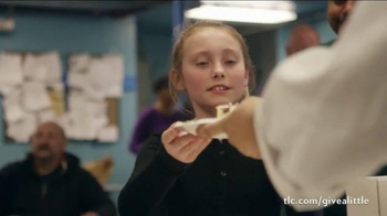 TLC.com TV Spot, 'Give a Little' - Thumbnail 4