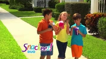 Snackeez Duo TV Spot, 'Drink and Snack' - Thumbnail 5