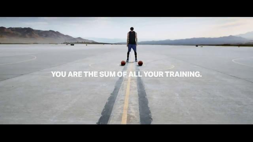 Under Armour TV Commercial, 'Rule Yourself: Stephen Curry'