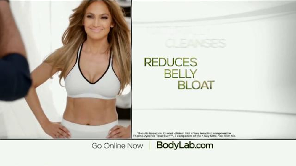 Body Lab 7-Day Ultra Fast Slim Kit TV Commercial, 'Boost' Feat. Jennifer Lopez