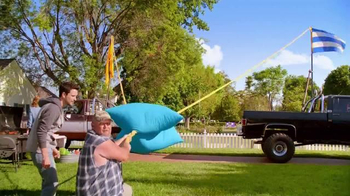 Prilosec OTC TV Spot, 'La catapulta' con Larry the Cable Guy [Spanish] - 3647 commercial airings