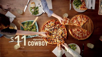 Papa Murphy's Pizza TV Spot, 'Dinner Table' - Thumbnail 7
