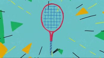 United States Tennis Association TV Spot, 'In the Game: Dale Chilton'