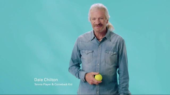 United States Tennis Association TV Spot, 'In the Game: Dale Chilton' - Thumbnail 7