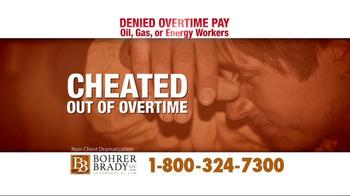 Bohrer Law Firm TV Spot, 'Denied Overtime Pay' - Thumbnail 3