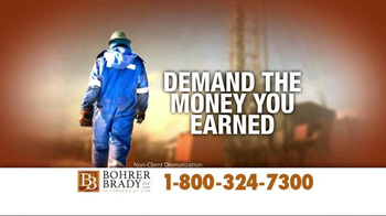 Bohrer Law Firm TV Spot, 'Denied Overtime Pay' - Thumbnail 4
