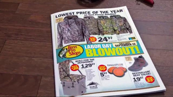 Bass Pro Shops Labor Day Blowout TV Spot, 'Hometown Festival Weekend' - Thumbnail 7