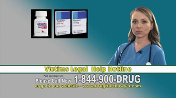 Longo Legal TV Spot, 'Xarelto or Pradaxa Dangerous Bleeding'