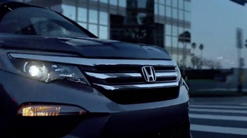 2016 Honda Pilot TV Spot, 'Accomplishments' [Spanish]