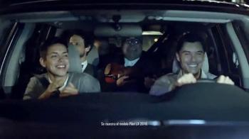 2016 Honda Pilot TV Spot, 'Accomplishments' [Spanish] - Thumbnail 6
