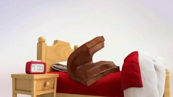 Kellogg's Krave Chocolate TV Spot, 'Alarm' - Thumbnail 6