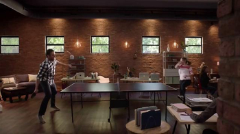 GrubHub TV Spot, 'Ping-Pong Match: The Slammer'