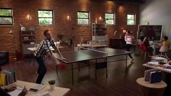GrubHub TV Spot, 'Ping-Pong Match: The Slammer' - Thumbnail 1
