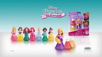 Disney Princess Little Kingdom Makeup Collection TV Spot, 'Princess Glam' - Thumbnail 9
