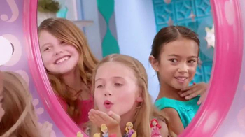 Disney Princess Little Kingdom Makeup Collection TV Spot, 'Princess Glam' - 431 commercial airings