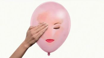 Garnier Clean+ Makeup Removing Lotion Cleanser TV Spot, 'Balloon'