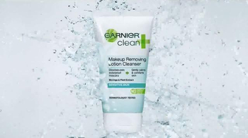 Garnier Clean+ Makeup Removing Lotion Cleanser TV Spot, 'Balloon' - Thumbnail 4