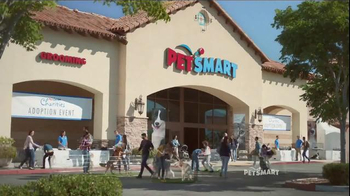 PetSmart 2015 National Adoption Weekend Event TV Spot, 'Change Your World' - Thumbnail 1