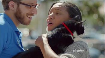 PetSmart 2015 National Adoption Weekend Event TV Spot, 'Change Your World' - Thumbnail 2