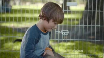 PetSmart 2015 National Adoption Weekend Event TV Spot, 'Change Your World' - Thumbnail 4