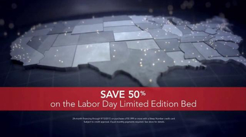 Sleep Number Labor Day Limited Edition Bed TV Spot, 'Adjust' - Thumbnail 7