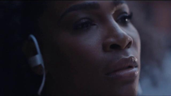 Beats Powerbeats2 TV Spot, 'Serena Williams: Rise' Song by Andra Day - 80 commercial airings