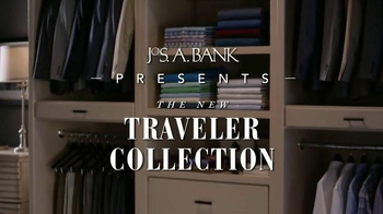 JoS. A. Bank TV Spot, 'The New Traveler Collection'