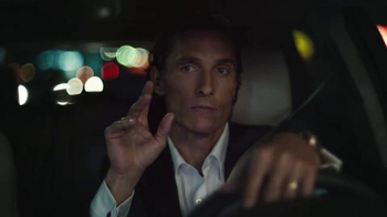 2016 Lincoln MKX TV Spot, 'Arrival' Featuring Matthew McConaughey - 595 commercial airings