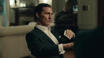 Lincoln MKX TV Spot, 'The Winning Hand' Featuring Matthew McConaughey - 345 commercial airings
