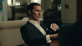 Lincoln MKX TV Spot, 'The Winning Hand' Featuring Matthew McConaughey - Thumbnail 3