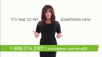 Nutrisystem Fast 5+ TV Spot, 'Back to School' Featuring Melissa Joan Hart - 2710 commercial airings