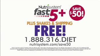 Nutrisystem Fast 5+ TV Spot, 'Back to School' Featuring Melissa Joan Hart - Thumbnail 8