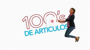 Macy's La Venta del Día del Trabajo TV Spot, 'Cienes artículos' [Spanish] - Thumbnail 1