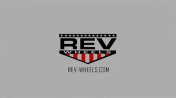 Rev Wheels TV Spot, 'Revolution' - Thumbnail 1