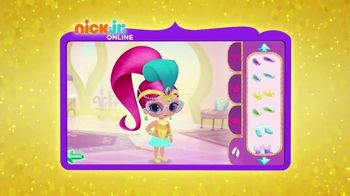 Nick Jr. Online TV Spot, 'Genie Palace Divine'
