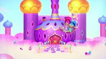 Nick Jr. Online TV Spot, 'Genie Palace Divine' - Thumbnail 1