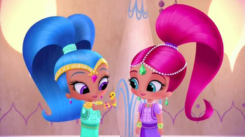 Nick Jr. Online TV Spot, 'Genie Palace Divine' - Thumbnail 8